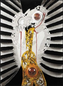 #10 - 2010 - tecnica mista - 90x125 cm