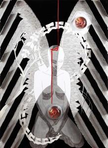 #16 - 2011 - tecnica mista - 90x125 cm