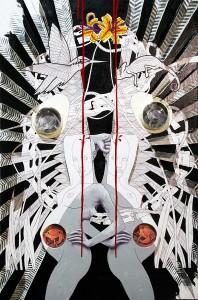 #21 - 2012 - tecnica mista - 60x90 cm