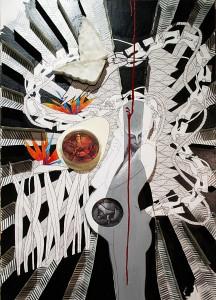 #22 - 2012 - tecnica mista - 60x90 cm