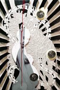#23 - 2012 - tecnica mista - 60x90 cm